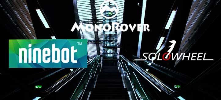 Sélection de meilleures marques d'hoverboards et de monoroues électriques