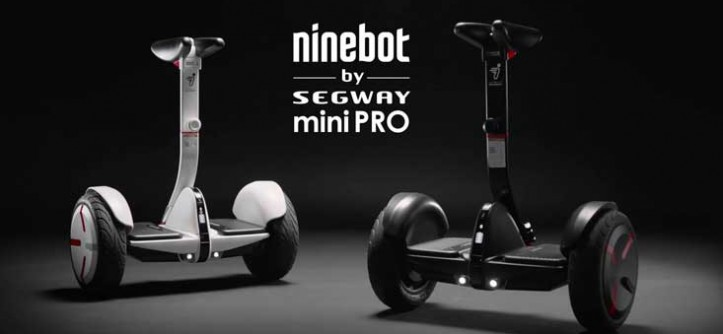 test du ninebot mini pro