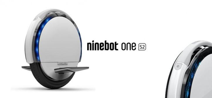Ninebot One s2 blanc
