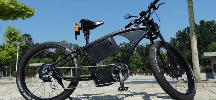 vélo électrique transport urbain
