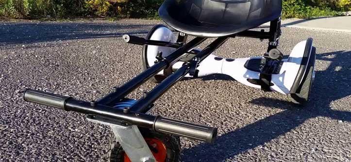 transformer hoverboard hoverkart