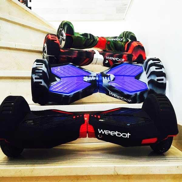 coques de protection hoverboard