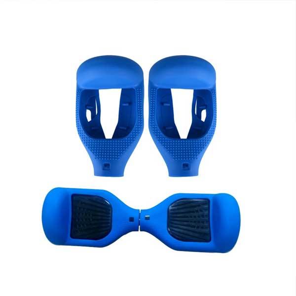 coque bleue hoverboard