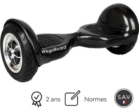 hoverboard carbone