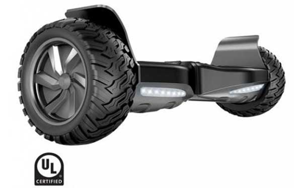 Hoverboard hummer tout terrain
