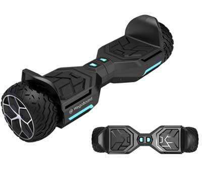 Wegoboard bumper 4x4 hoverboard