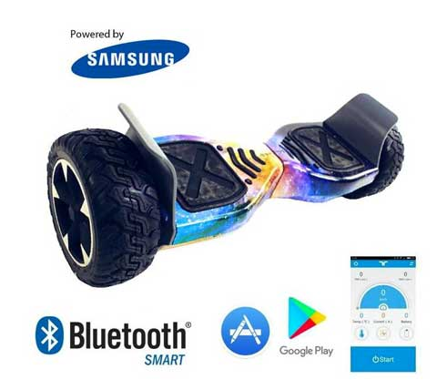 hoverboard bluetooth 8,5 pouces