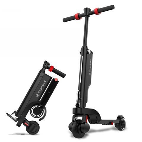 Wegoboard 4Flex, trottinette électrique légère ultra pliable