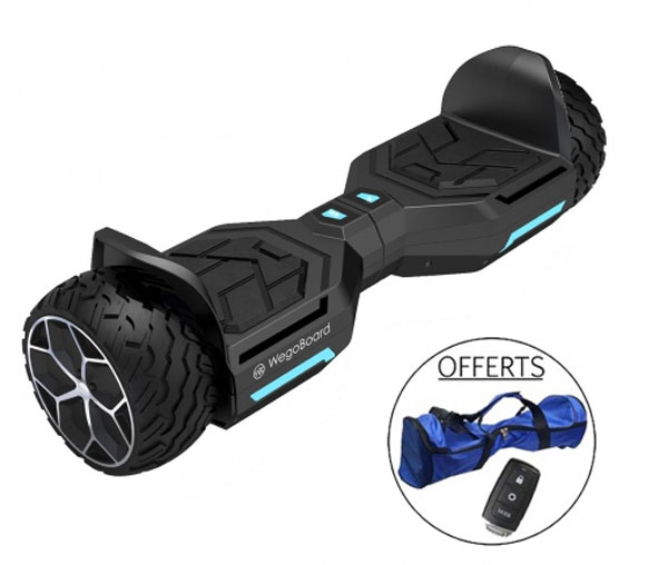 hoverboard promotion