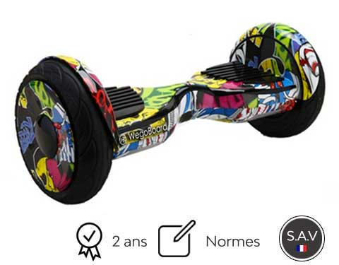 hoverboard nano graffiti