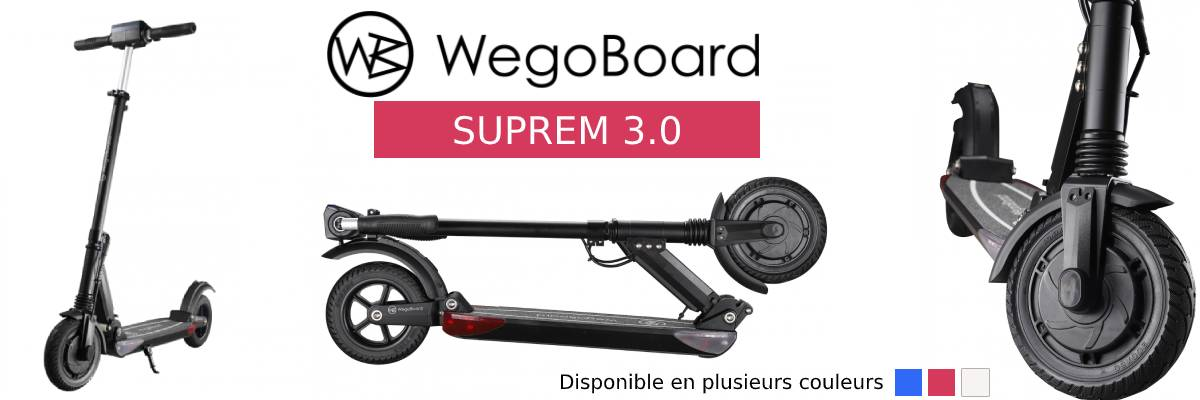 Wegoboard Suprem 3.0