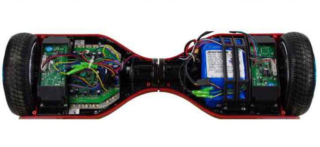 reparation hoverboard