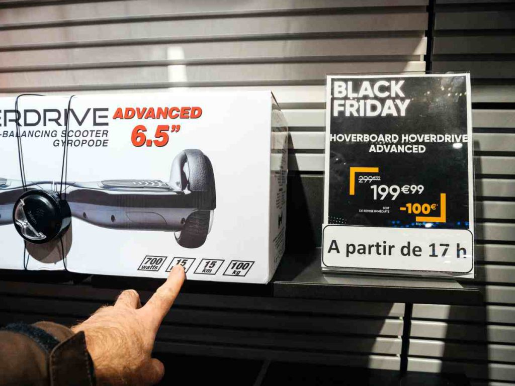 combien coute hoverboard