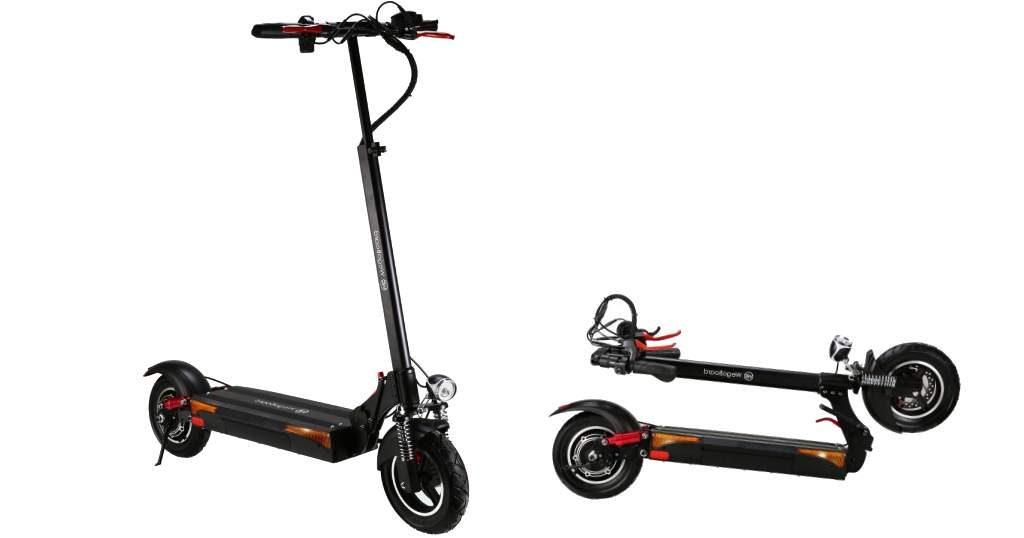 Trottinettes électriques : Barooder 2 Pro