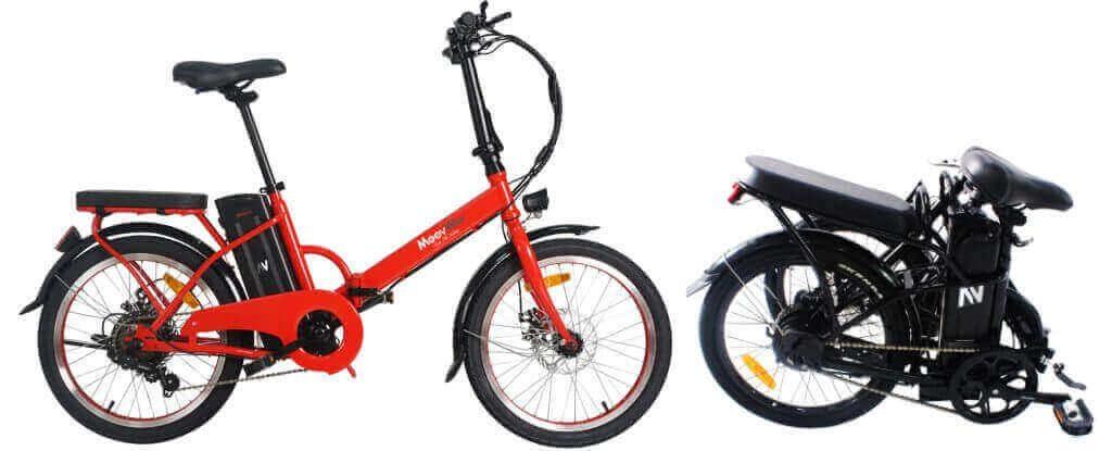 Meilleur vélo électrique pliable : WegoBoard CityBike