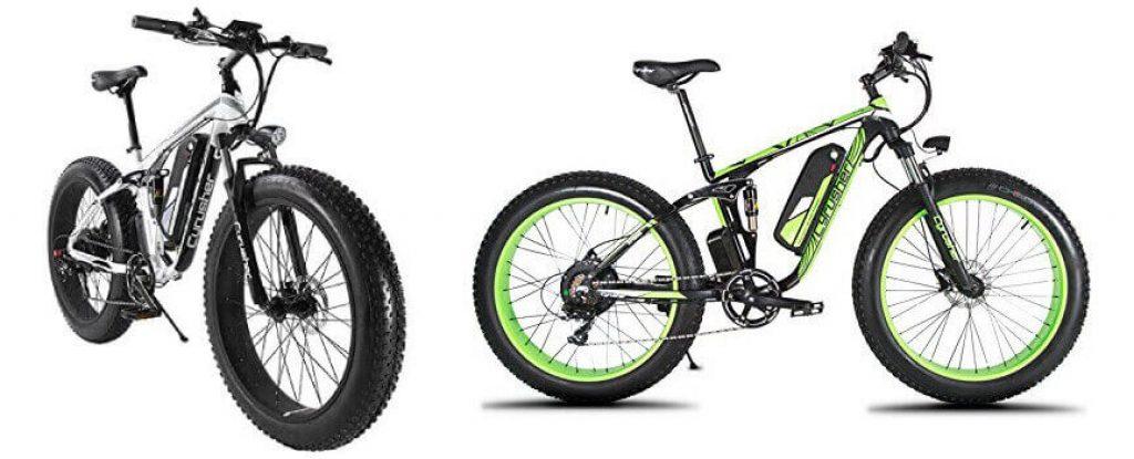 Extrbici XF800 : meilleurs vélos électriques puissants
