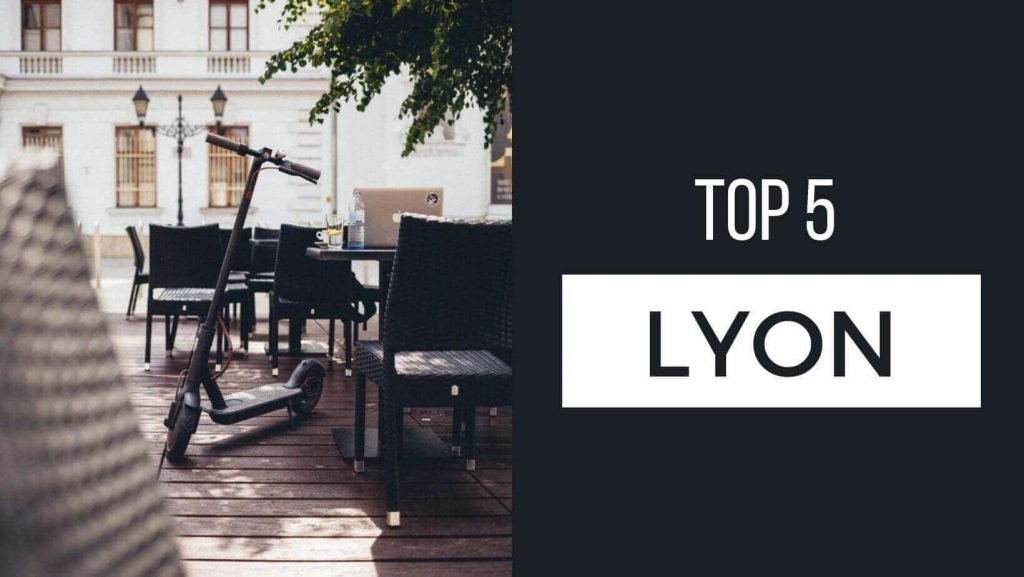 Magasins de trottinettes : top Lyon