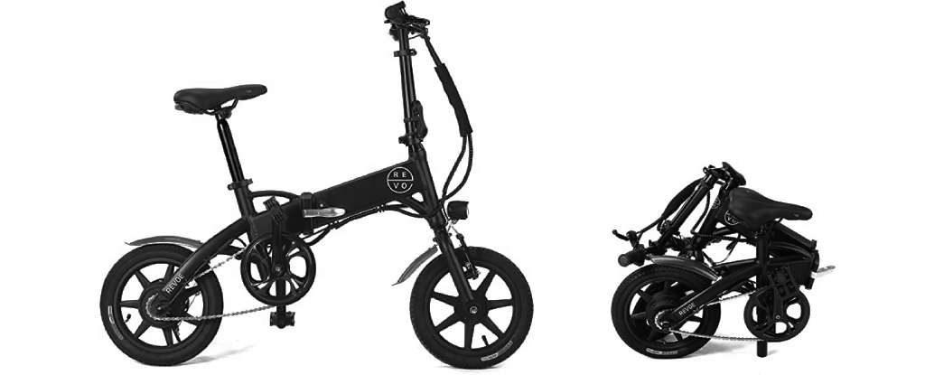 Vélo électrique pliable : Revoe Urban 14'
