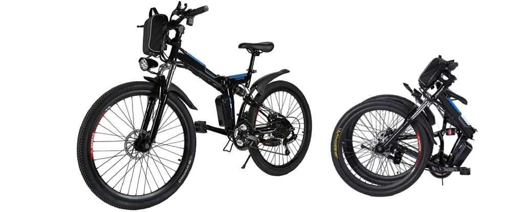 Vélos électriques pliants : Speedrid 250W 26'