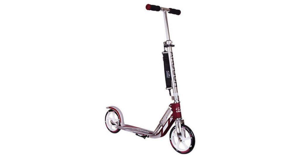 Trottinette enfant durable : Big Wheels Hudora 205