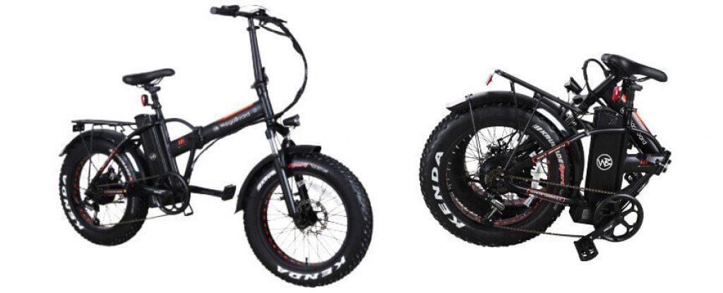 WegoBoard SuperBike : Vélo électrique au meilleur rapport qualité-prix