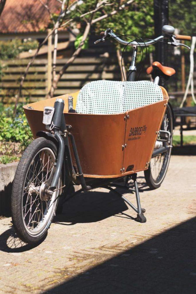 Type de vélo électrique: vélo cargo
