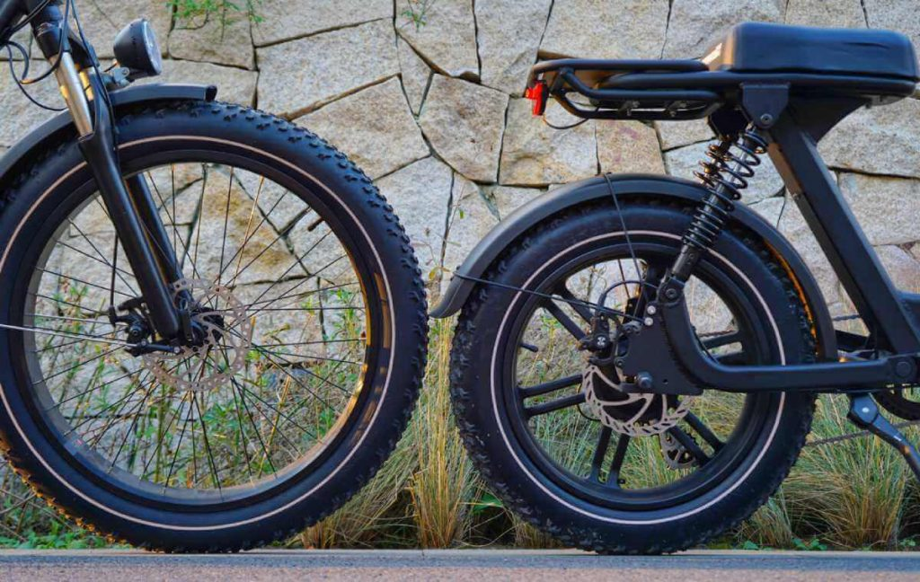 Les différents types de vélos électriques