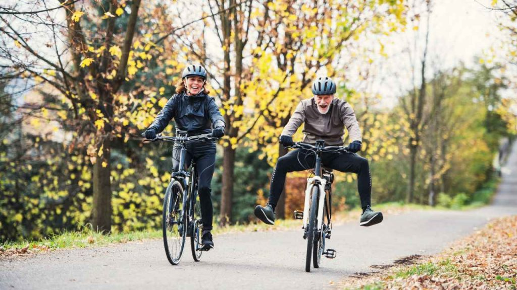 Les bienfaits du vélo électrique sur la santé