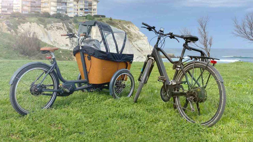 Vélos électrique urbain et cargo: quels prix?