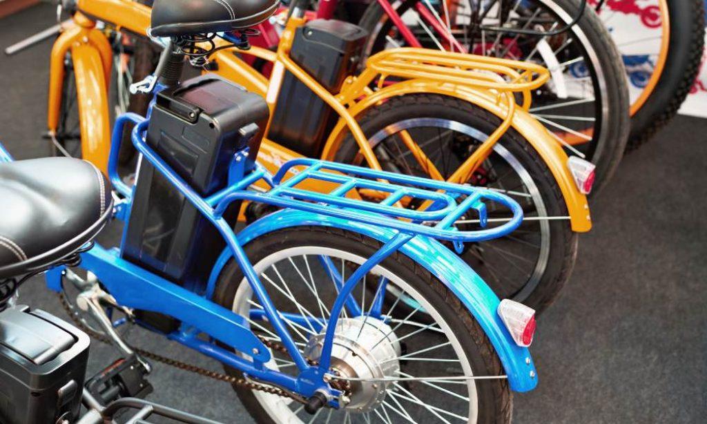 Achat de vélo électrique en magasin