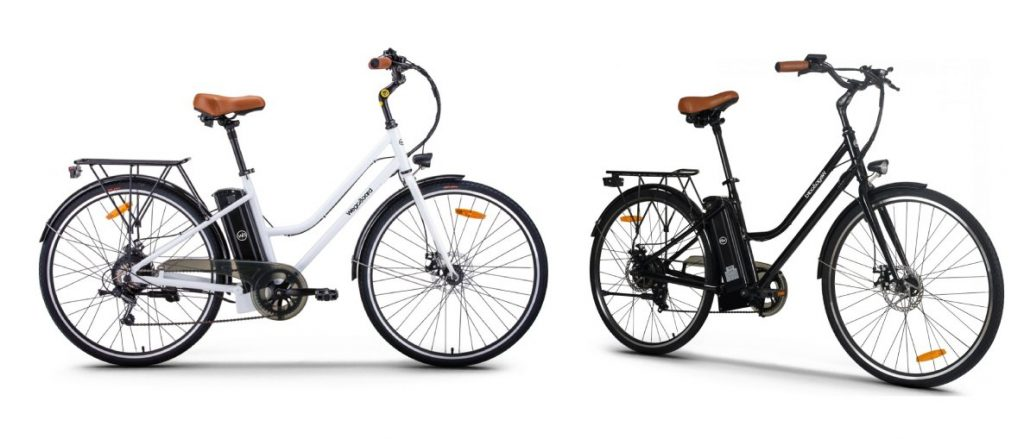 Avis vélo électrique pour femme CityZen Wegoboard