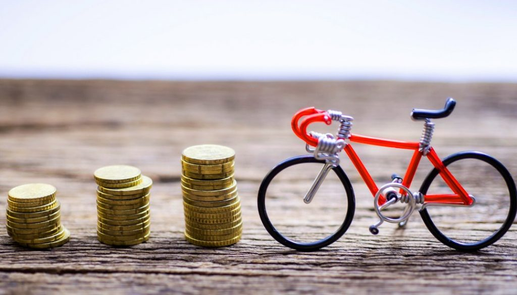 Coût d'un vélo électrique