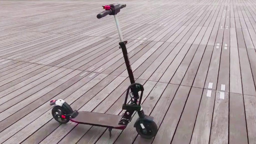 Trottinette électrique go ride 80 pro avis