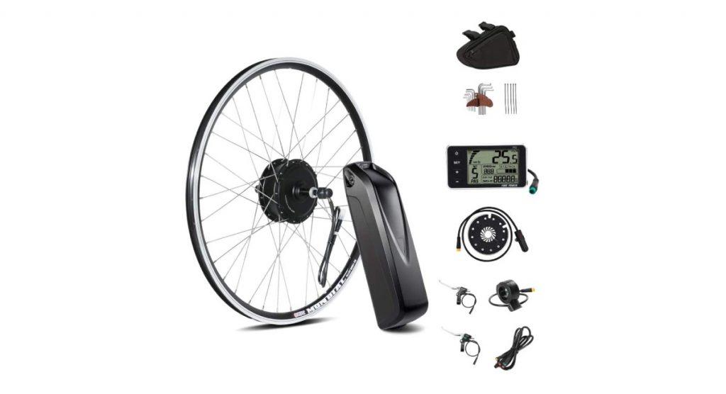 Kit vélo électrique moteur roue arrière : season