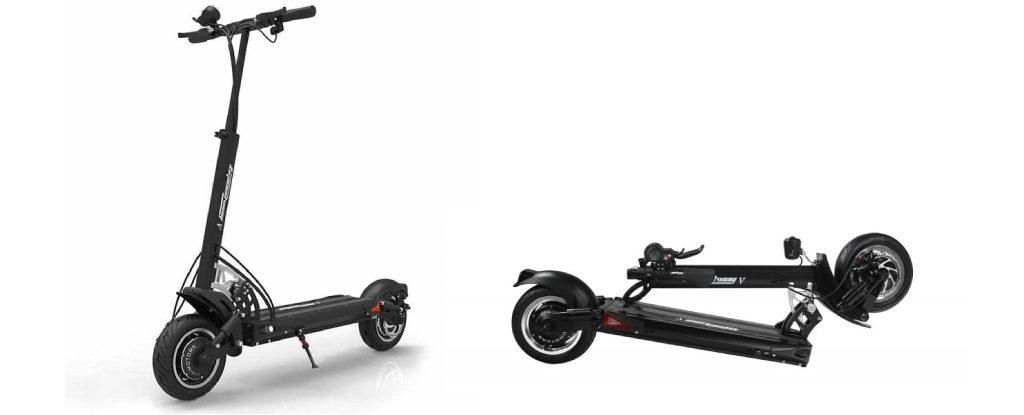 Trottinette électrique tout-terrain Speedway 5 de Minimotors