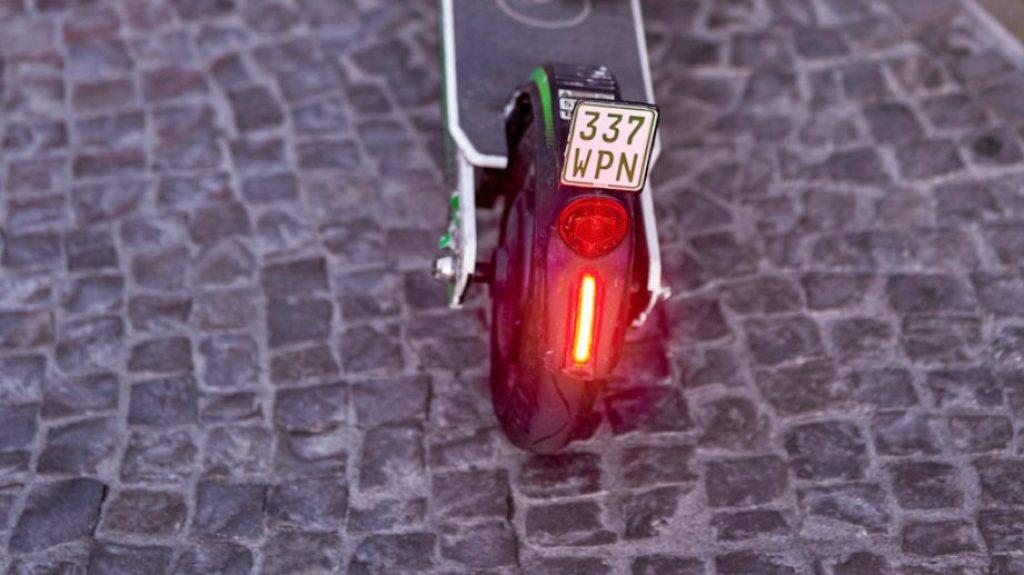 Homologation trottinette électrique