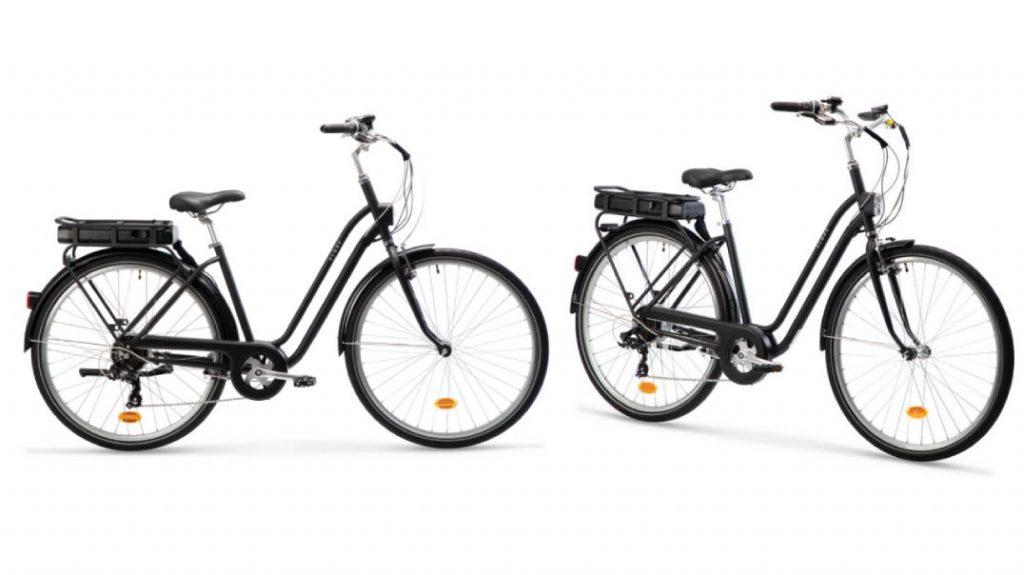 Le vélo électrique Decathlon Elops 120 E