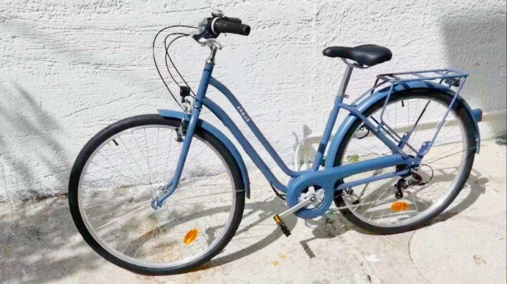 Avis vélo électrique Decathlon Elops 120 E