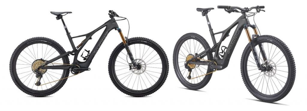 Vélo électrique tout-terrain léger : Turbo Levo SL Specialized