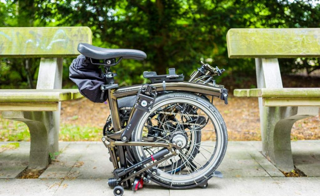 Notre avis sur les vélos électriques Brompton