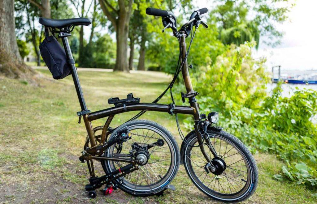 Vélo électrique Brompton Electric