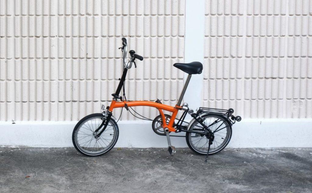 Vélo Brompton