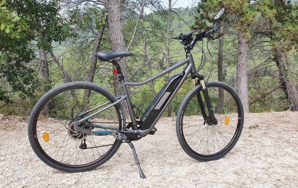 Notre avis sur le vélo électrique Riverside 500 E de Decathlon